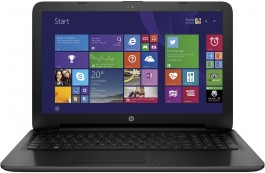 HP Laptop 250 G4 N0Z48EA Front
