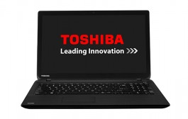 Toshiba Laptop C50-B-13W_Front