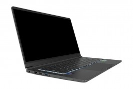 BTO laptop U•BOOK 14U1035_Side
