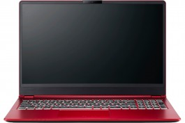 BTO Laptop U•BOOK 15U834R_Front