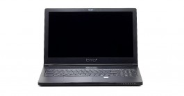 BTO Laptop W•BOOK 15M76 - Front