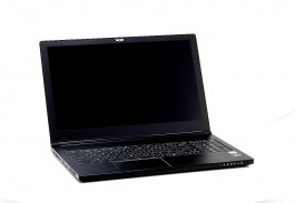 BTO Laptop W•BOOK 15M77_Front