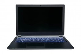 BTO Laptop W•BOOK 15W875_Front
