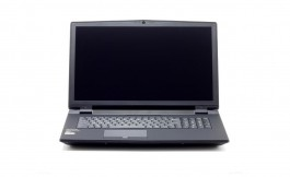 BTO Laptop W•BOOK 17CL78 -  Front