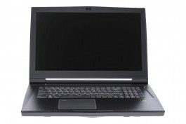 BTO Laptop W•BOOK 17M879 - Front