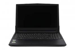 BTO Laptop X•BOOK 15CL878 - Front