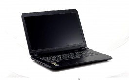 BTO laptop X•BOOK 17CL77_Front